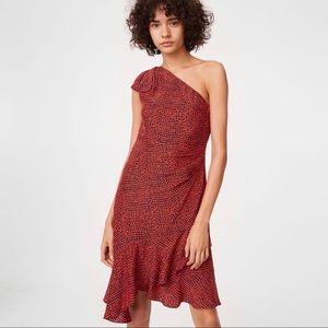 Club Monaco Bellooka Silk Dress